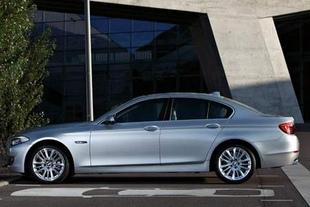 Essai BMW Serie 5