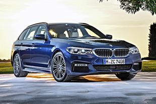 BMW Série 5 Touring (G31) - .com