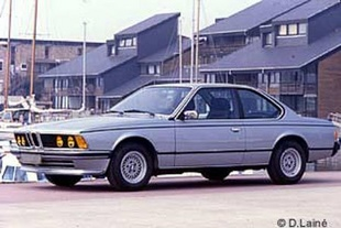 Acheter une BMW 635 (1982- ) - guide d'achat