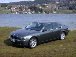 Essai BMW 730d