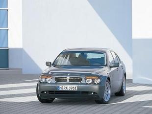Essai BMW 735i