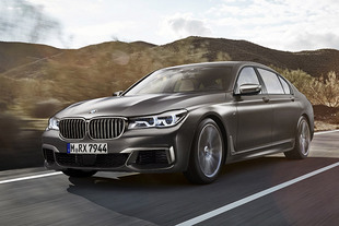 BMW M760Li xDrive V12 Exclusive