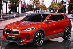BMW X2 concept - .com