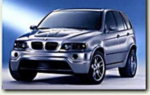 BMW X5 Le Mans - Salon de Genève 2000.com