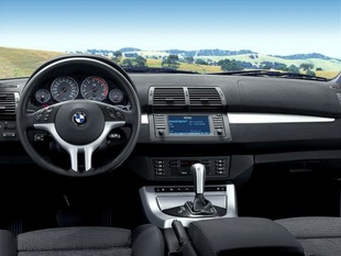Essai bmw x5 motorlegend for Interieur x5 e53