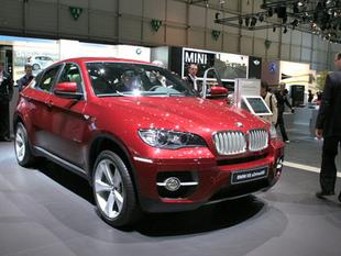 BMW X6 - Salon de Genève 2008.com