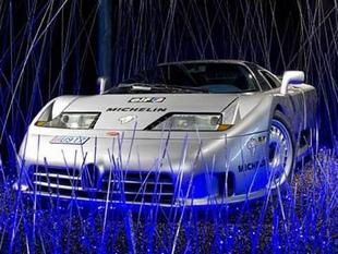BUGATTI EB 110 - La renaissance Bugatti   - Page 1.com