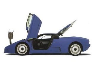 BUGATTI EB 110 - La renaissance Bugatti   - Page 2.com