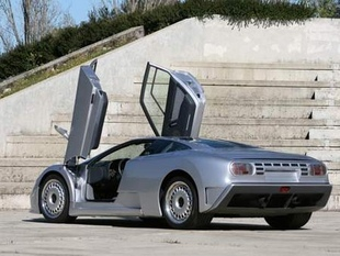 BUGATTI EB 110 GT - Bonhams : Les grandes marques à Monaco  .com