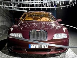 BUGATTI EB 118 et EB 218 - Bugatti EB 118 La renaissance Bugatti  .com