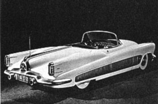 BUICK XP-300 - Les concept cars de la General Motors   - Page 2.com