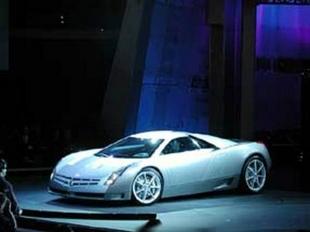 CADILLAC Cien - Salon de Detroit 2002.com