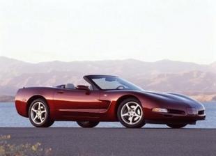 Essai CHEVROLET Corvette C5 cabriolet