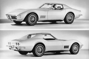 Acheter une CHEVROLET Corvette 1968 (1968- ) - guide d'achat