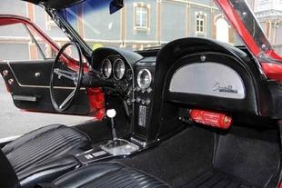 CHEVROLET Corvette Split Window 1963 - Week-end de l'Excellence automobile de Reims 2008   - Page 2.com