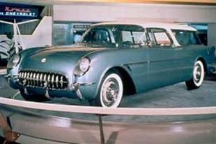 CHEVROLET Chevy Nomad - Salon de Detroit 2004.com