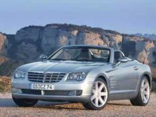 CHRYSLER Crossfire cabriolet