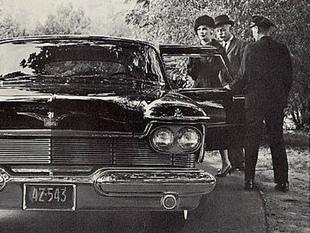 CHRYSLER Crown Imperial - La Carrosserie Ghia   - Page 1.com