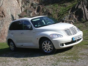 Essai CHRYSLER PT Cruiser