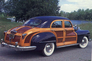 CHRYSLER Town & Country 1941