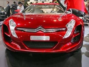 CITROEN C-Métisse - Mondial de l'automobile 2006.com