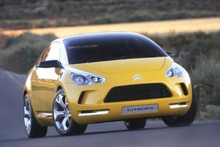 CITROEN C-SportLounge, le concept de 2005 - Citroën DS5, du concept à la grande série  .com