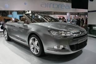 CITROEN C5 Airscape - Salon de Francfort 2007.com
