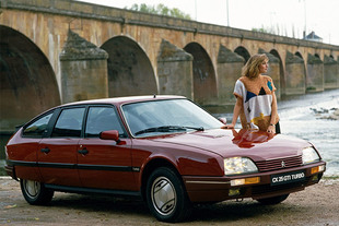 CITROEN CX GTI/Prestige Turbo (1984 - 1989)