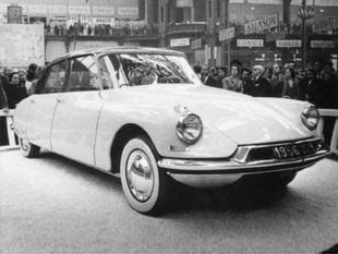 CITROEN DS 1ère génération - Saga Citroën   - Page 1.com
