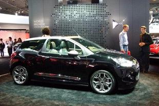 CITROEN DS3 cabrio - Mondial de l'Automobile 2012.com