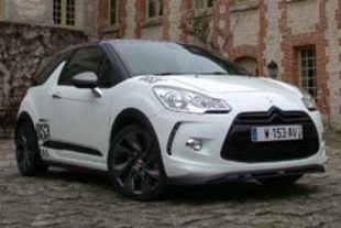 CITROEN CITROEN DS3 Racing