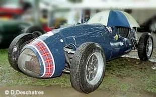 COOPER Bristol 1953 - Grand Prix Historique de Pau 2001   - Page 1.com