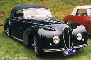 DELAHAYE 135 - Rallye Poitiers Elégance 2001   - Page 2.com