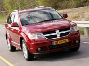 DODGE Journey 2.0 CRD 140 ch