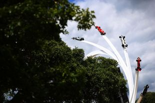 Diaporama : Goodwood Festival of Speed 2017