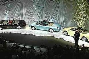 Compte rendu - Salon de Detroit 2001.com