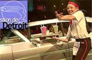 Salon de Detroit 2001 -  nouveautés, concept-cars, vidéos, photos