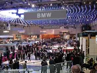 Compte rendu - Salon de Genève 2003.com