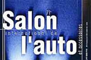 Salon de Genève 2001 -  nouveautés, concept-cars, vidéos, photos