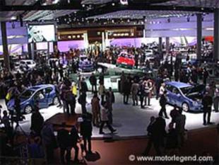 Salon de Francfort 2003 -  nouveautés, concept-cars, vidéos, photos