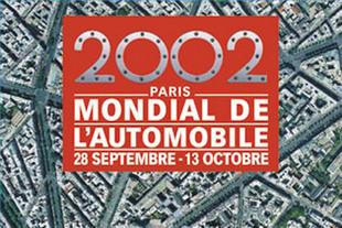 Mondial de Paris 2002 -  nouveautés, concept-cars, vidéos, photos
