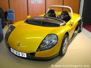 Compte rendu - Salon du Cabriolet & du Coupé 2004.com