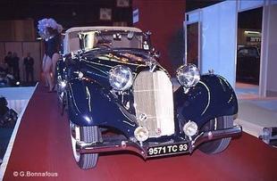 Compte rendu - Salon du Cabriolet & du Coupé 2002.com