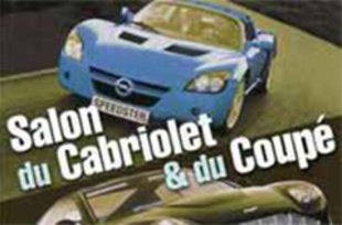 Salon du Cabriolet & du Coupé 2001