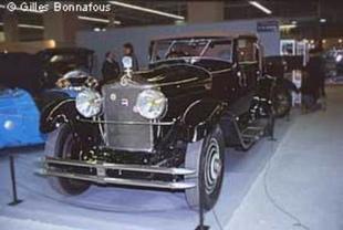 Compte rendu - Rétromobile 2002.com