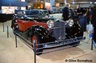 Le centenaire Mercedes à Rétromobile - Reportage - Page 6.com