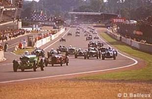 Les plateaux - Le Mans Classic 2002  Reportage - Page 1.com