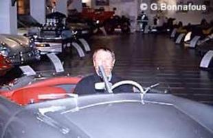 Interview de Klaus Bischof (musée Porsche) - Saga Porsche  Interview - Page 1.com