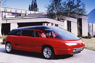 Les concept cars Lamborghini - Lamborghini Genesis Reportage.com