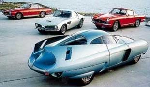Les concept cars Bertone - La Carrosserie Bertone  Reportage - Page 1.com